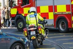Free Garda - Irish Police Officers Stock Image - 101020231