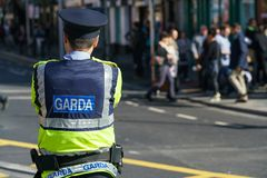 Free Garda - Irish Police Officers Stock Photo - 101020700