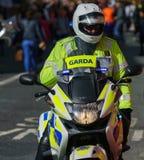 Garda - Irish police officers Royalty Free Stock Photography