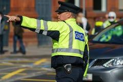 Garda - Irish police officers Royalty Free Stock Image