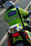 Garda - Irish police officers Royalty Free Stock Photos