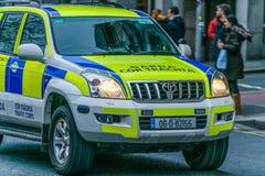 Garda, Irish Police vehicle Stock Photo