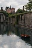 garda Italy jezioro fotografia stock