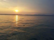 Garda jezioro Obraz Stock