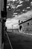Garda jezioro - Włochy Zdjęcia Stock