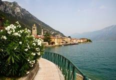 Garda Lake Royalty Free Stock Image