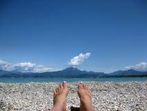 Garda Lake Stock Photos