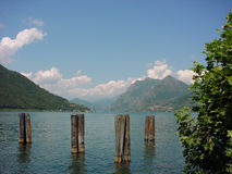 Garda lake Royalty Free Stock Photos