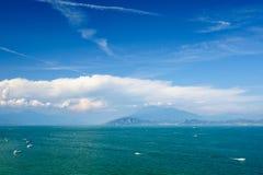 Garda lake, Desenzano, italy Stock Photography