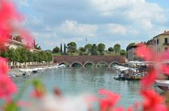 Garda lake Royalty Free Stock Photography