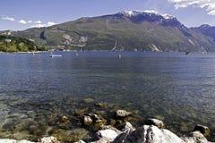 Garda lake, Italy Stock Images