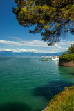 Garda Lake, Italy Royalty Free Stock Images