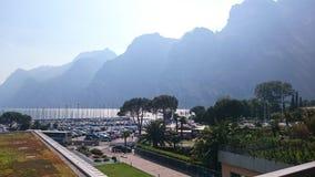 Garda Lake Royalty Free Stock Images