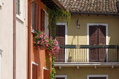Garda, Old Part Of Town, Italy, Europe Royalty Free Stock Images