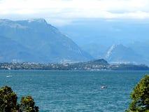 Garda sjö 6 royaltyfria bilder