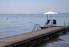Garda sjön royaltyfria bilder