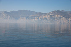 gardaitaly lake Arkivbild