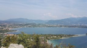 Gardasee. Im September Stock Image