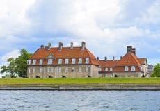 Garde centrale de Nyholm Photo libre de droits