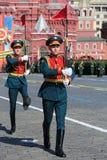 Garde d'honneur Photos libres de droits