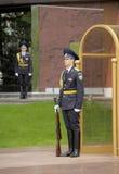 Garde d'honneur Photos stock