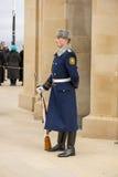 Garde d'honneur dans la ruelle des martyres Photographie stock