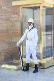 Garde d'honneur turque Images stock