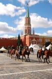 Garde de cheval Photos libres de droits