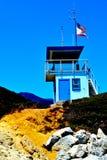Garde de vie Tower photographie stock libre de droits