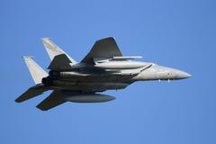 Garde nationale d'air de la Californie F-15 Photos libres de droits