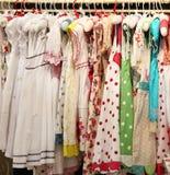 Garde-robe élégante d'été de filles Photo libre de droits