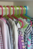 garde-robe Photographie stock