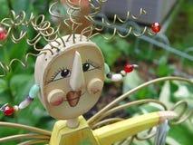 garded trädgård Royaltyfria Bilder