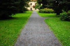 Garden 1 Royalty Free Stock Photos