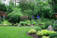 The Garden Stock Image