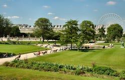 Garden. S of Paris Royalty Free Stock Photo
