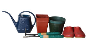 Garden Accessories Stock Images