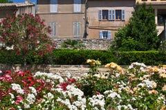 Garden in Aix Royalty Free Stock Photo