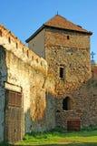 Garden of ancient citadel Stock Photo