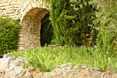 Garden Archway Stock Images