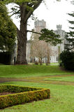 Garden of Ashford Castle, Co. Mayo - Ireland Stock Photos