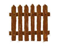 Garden barrier Royalty Free Stock Photography