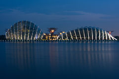 Garden By The Bay Royalty Free Stock Photo