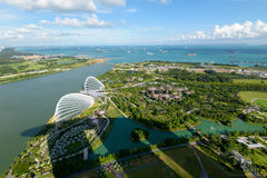 Garden By The Bay Stock Photos
