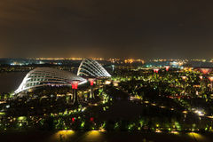 Garden by the Bay, Singapore Royalty Free Stock Photo