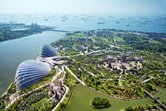 Garden by the Bay, Singapore Royalty Free Stock Image
