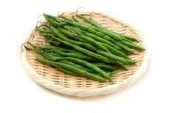 Garden bean Royalty Free Stock Image