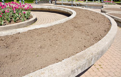 Garden bed Stock Photography