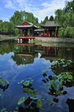 Garden  in Beijing  Summer palace Stock Photography