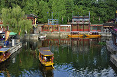 Garden  in Beijing  Summer palace Royalty Free Stock Image